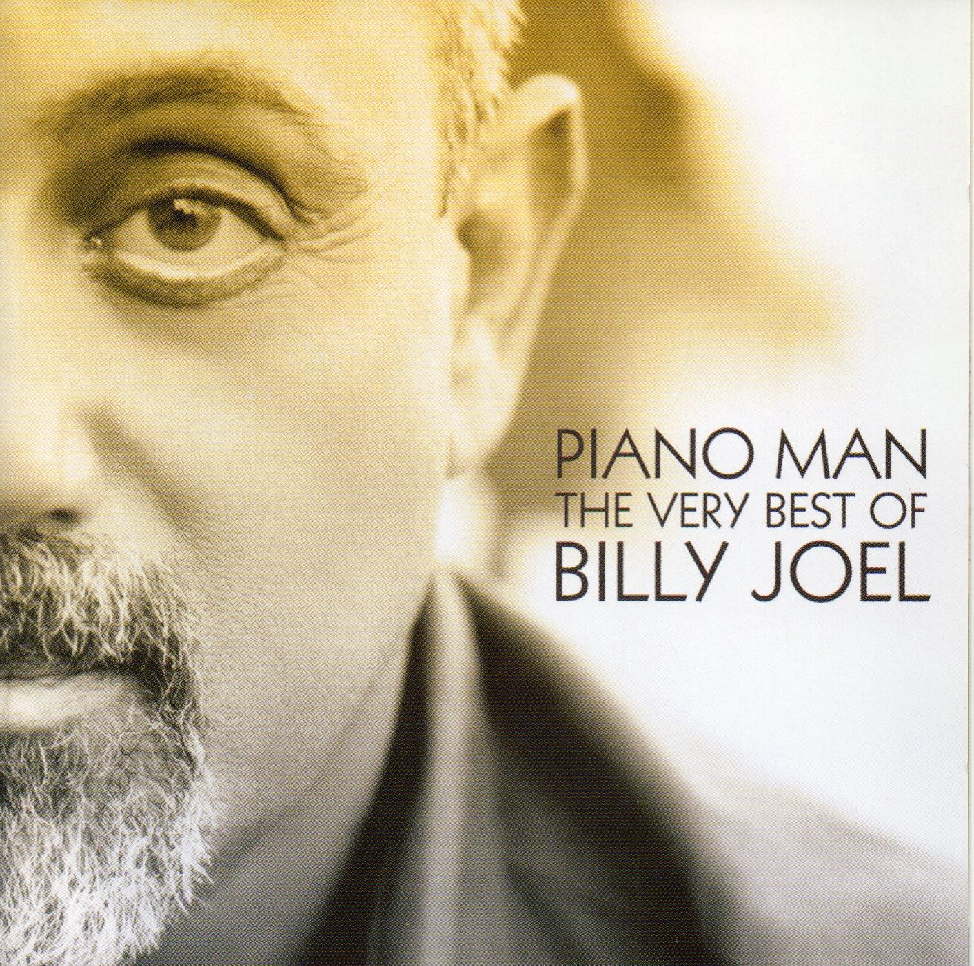Billy Joel - Piano Man - The Very Best Of album cover