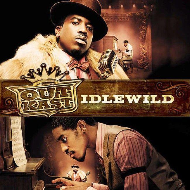 Outkast - Idlewild album cover