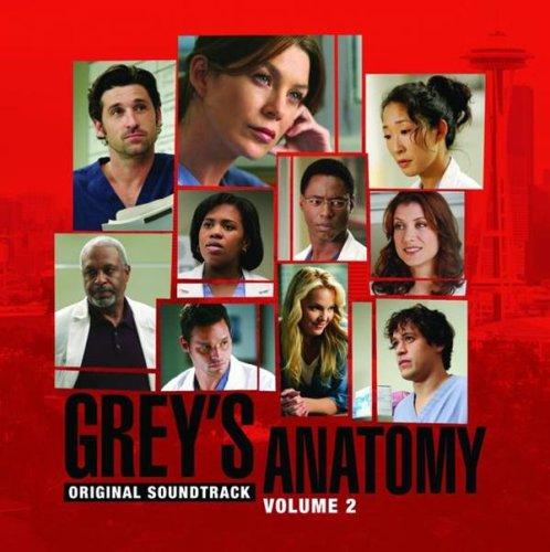 Soundtrack - Grey's Anatomy 2 album cover