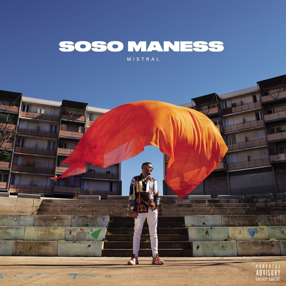 Soso Maness - Mistral album cover