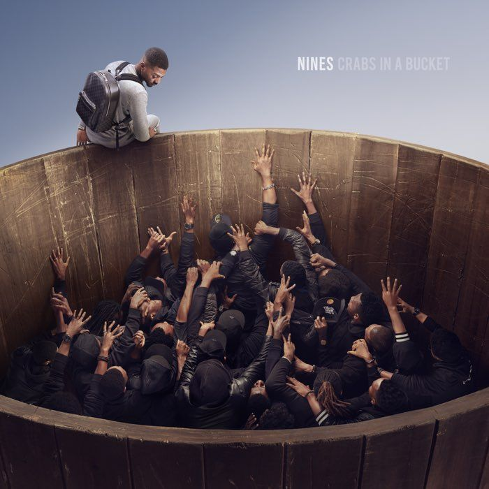 Nines - Crabs In A Bucket album cover