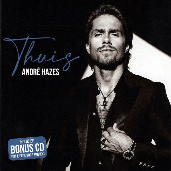 André Hazes Jr. - Thuis album cover