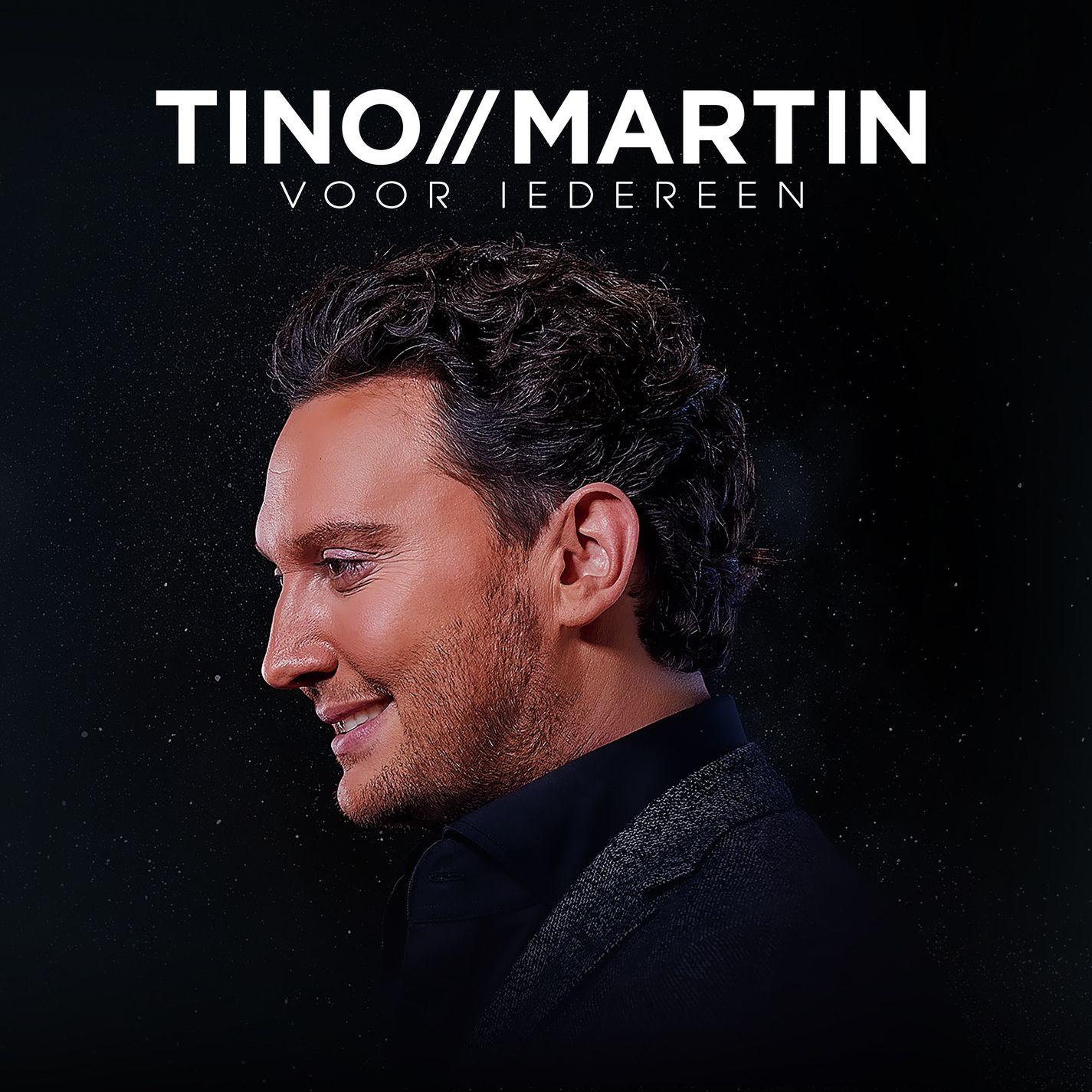 Tino Martin - Voor Iedereen album cover