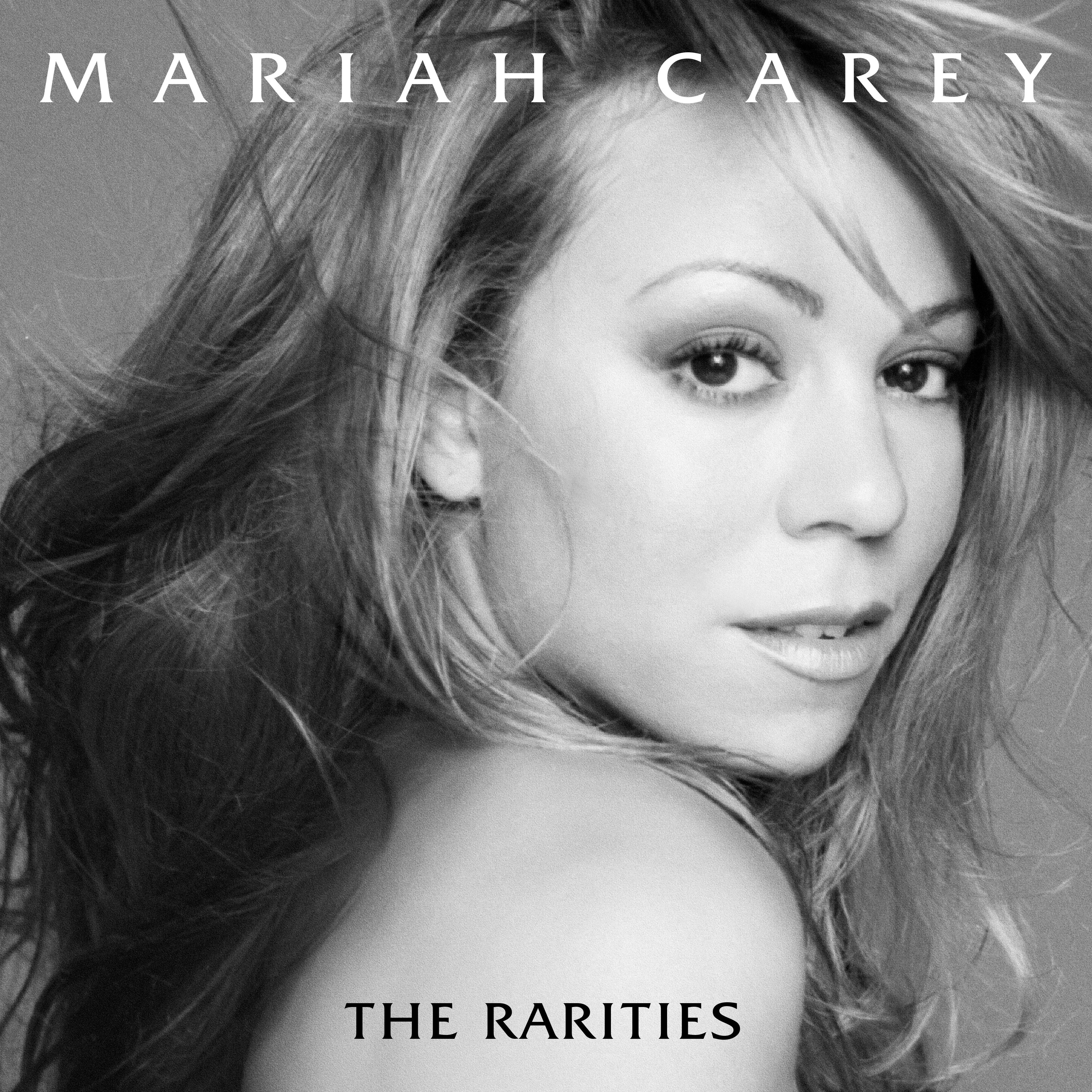 Mariah Carey - The Rarities album cover
