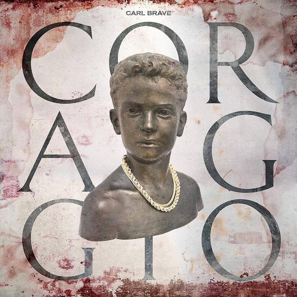 Carl Brave - Coraggio album cover