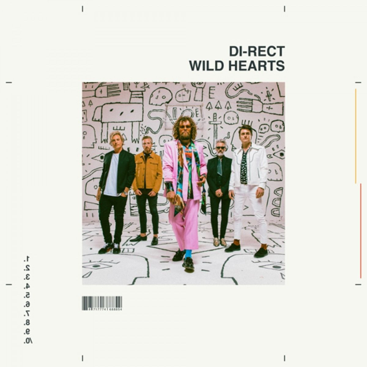 Di-rect - Wild Hearts album cover