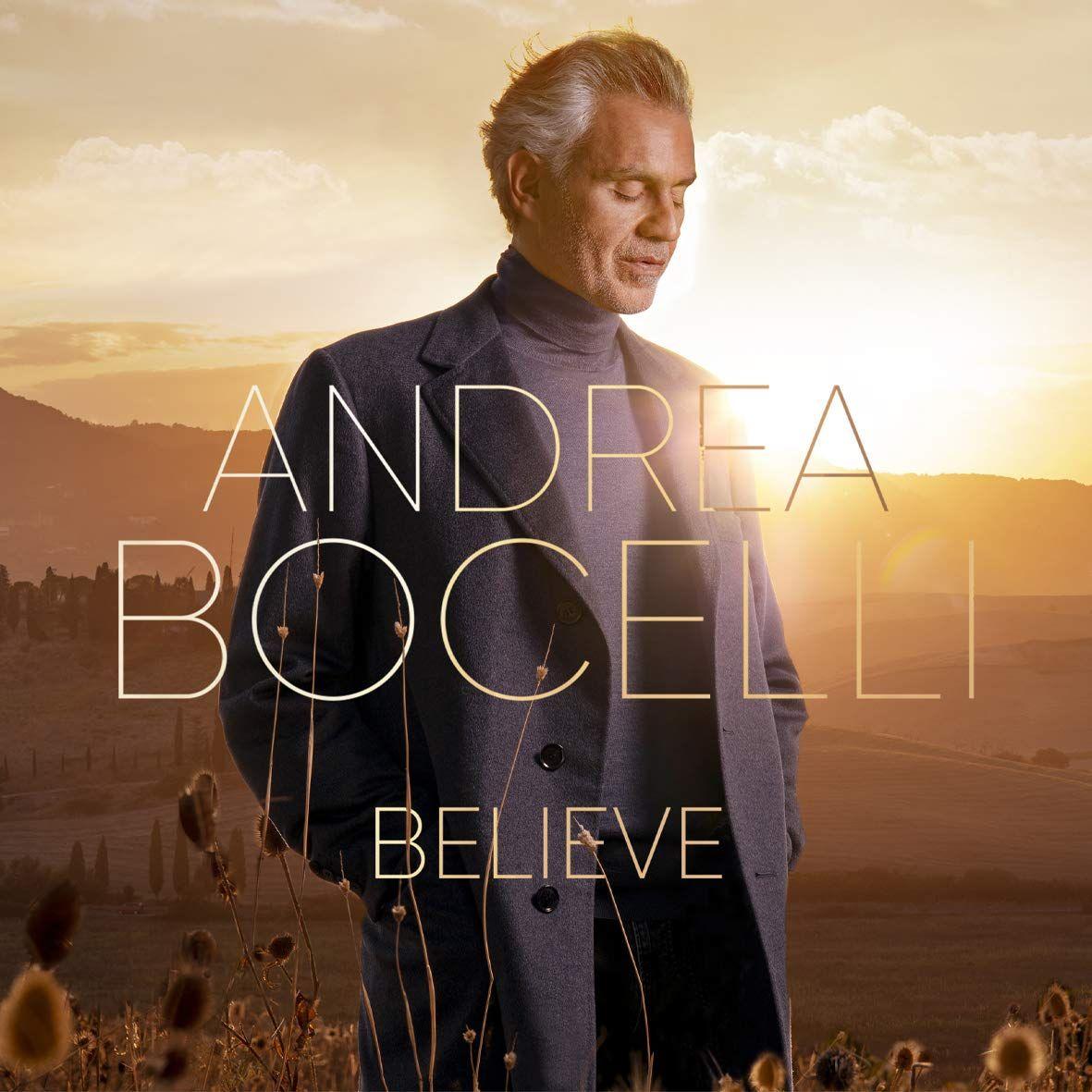 Andrea Bocelli - Believe album cover