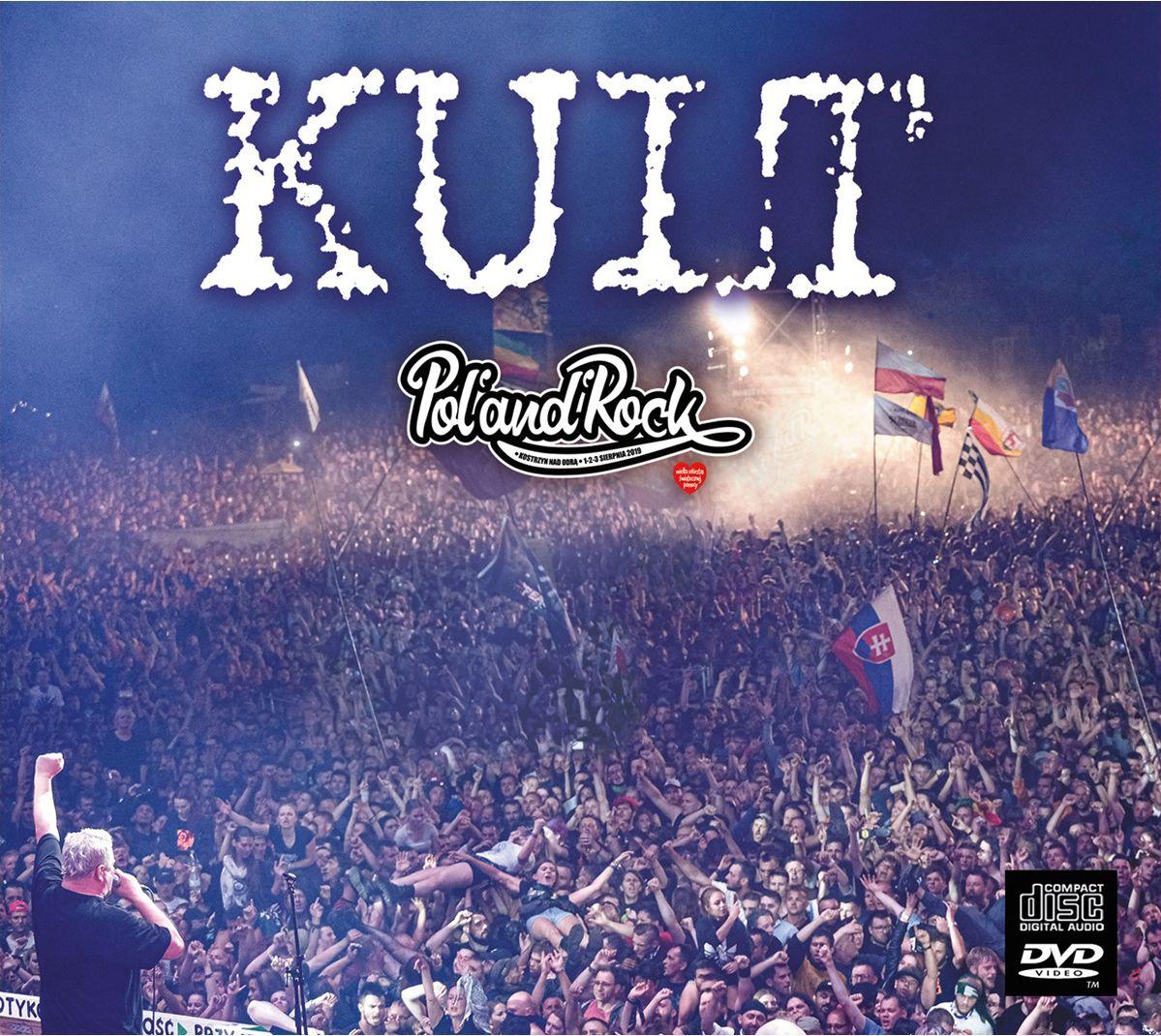 Kult - Live Pol'and'rock Festival 2019 album cover