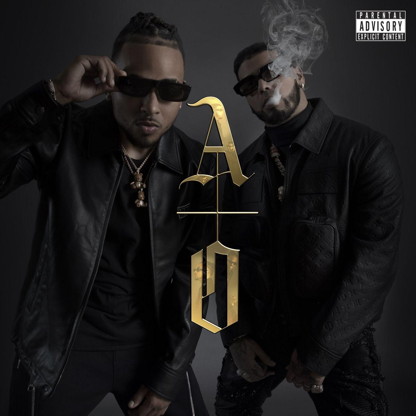 Anuel Aa - Los Dioses album cover