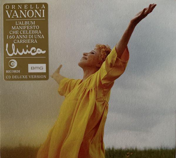 Ornella Vanoni - Unica album cover