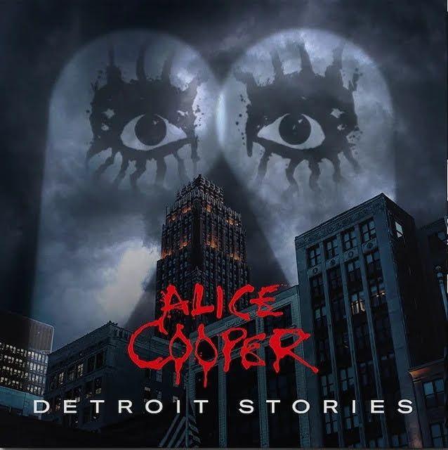 Alice Cooper - Detroit Stories album cover