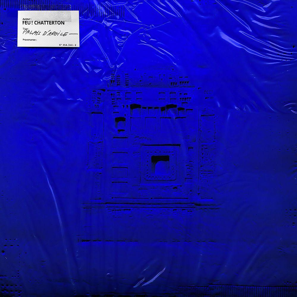 Feu! Chatterton - Palais D'argile album cover