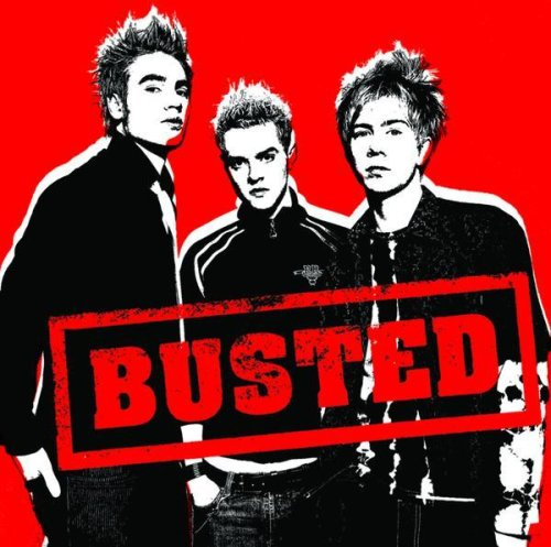 Busted - Busted album cover