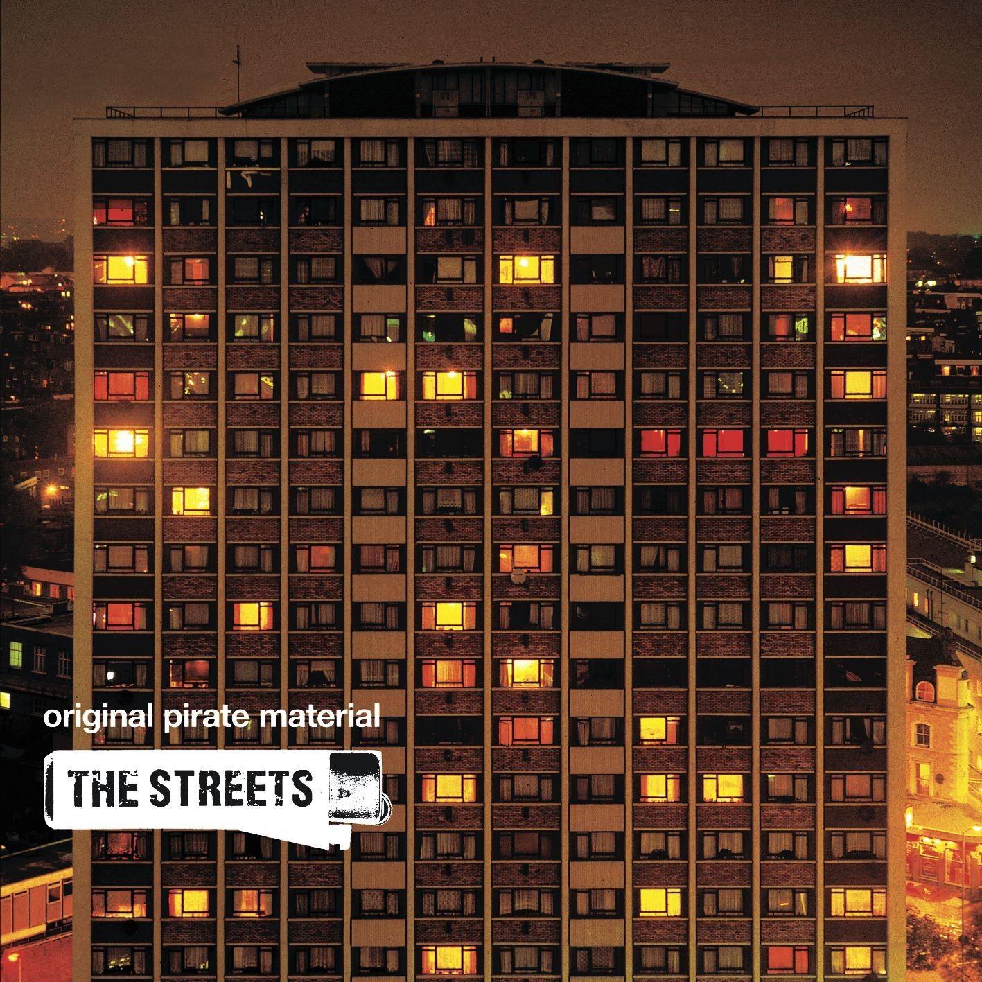 Streets - Original Pirate Material album cover