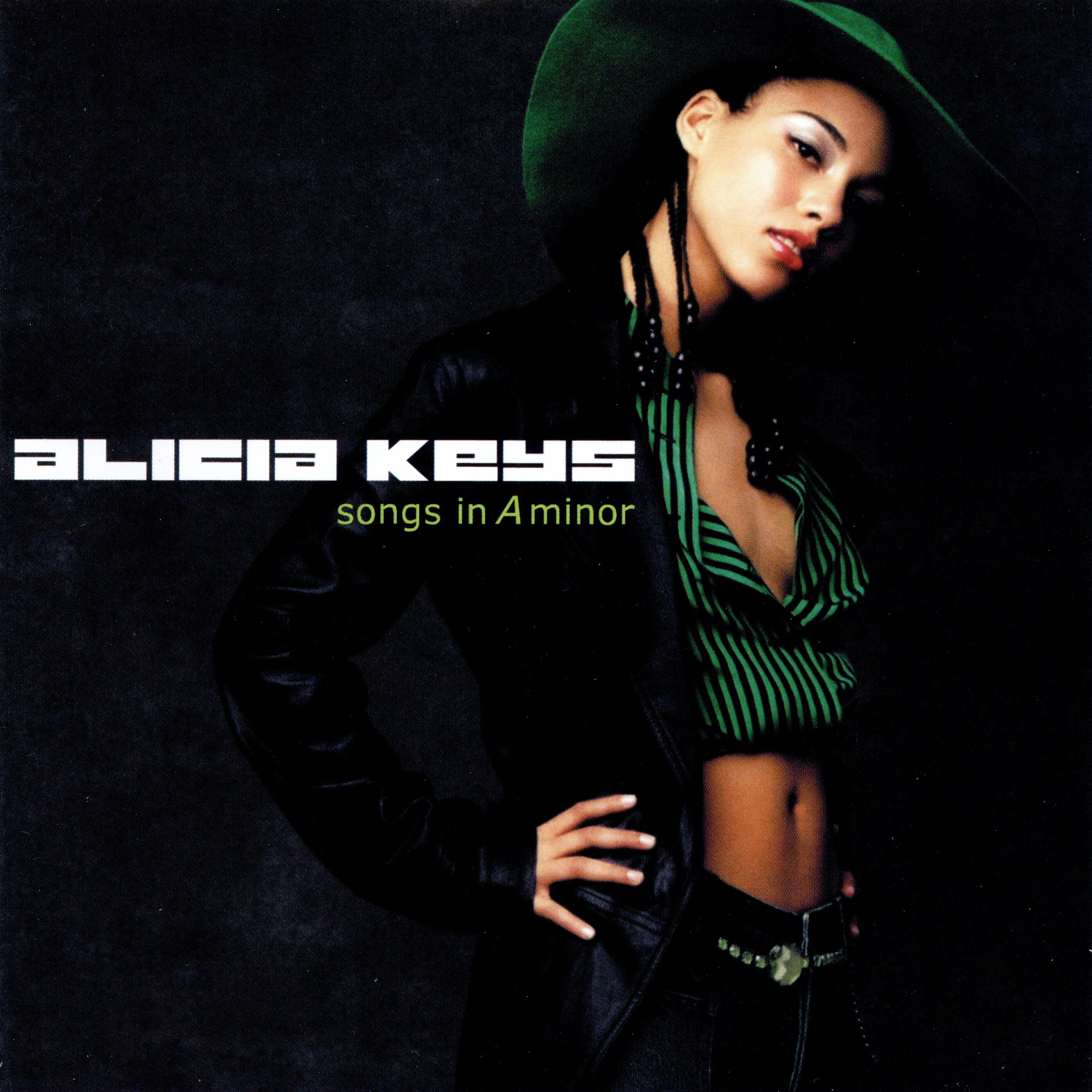 Alicia Keys - Songs In A Minor album cover
