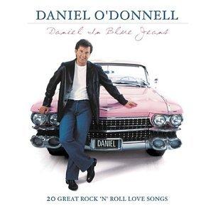 Daniel O'donnell - Daniel In Blue Jeans album cover