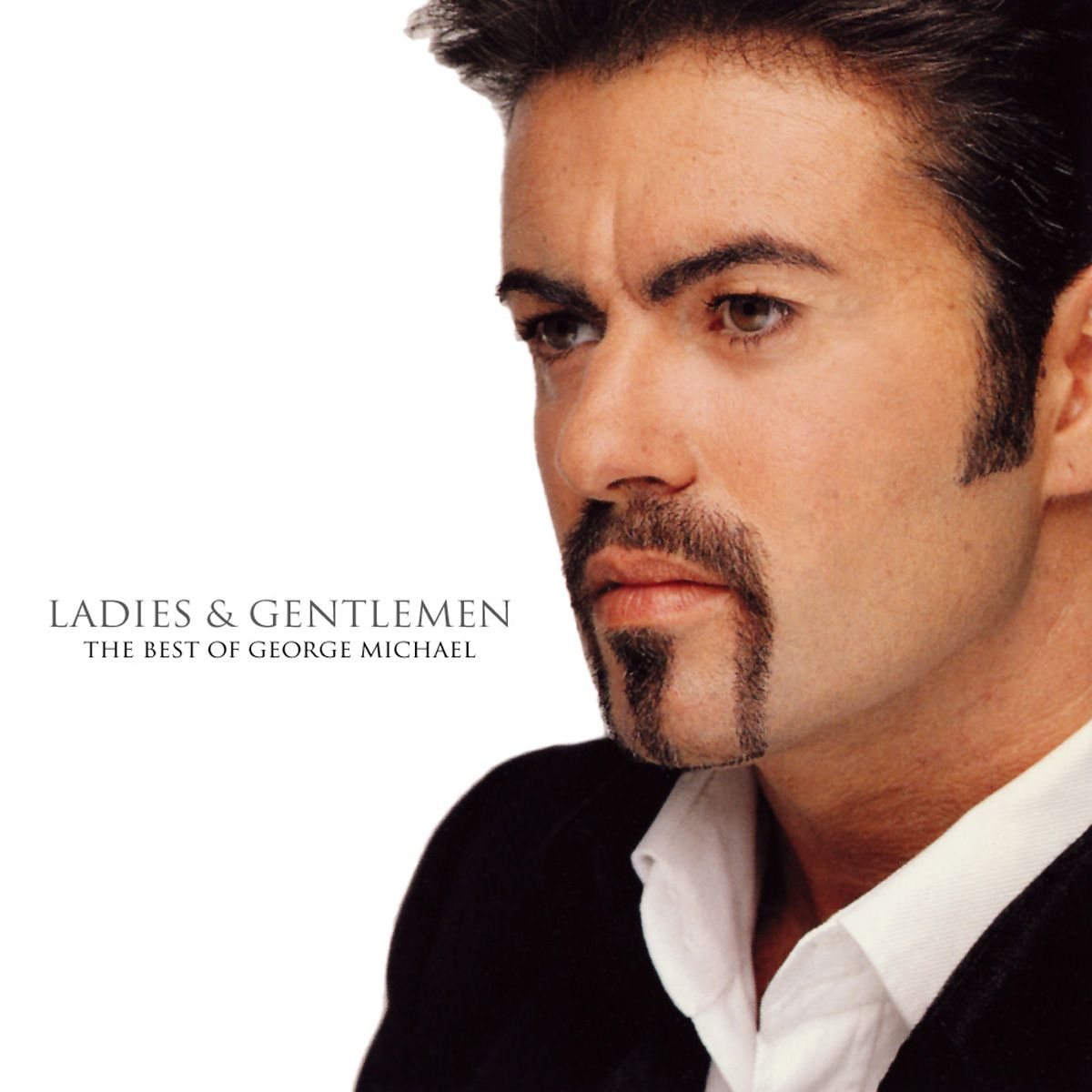 George Michael - Ladies & Gentlemen - The Best Of George Michael album cover