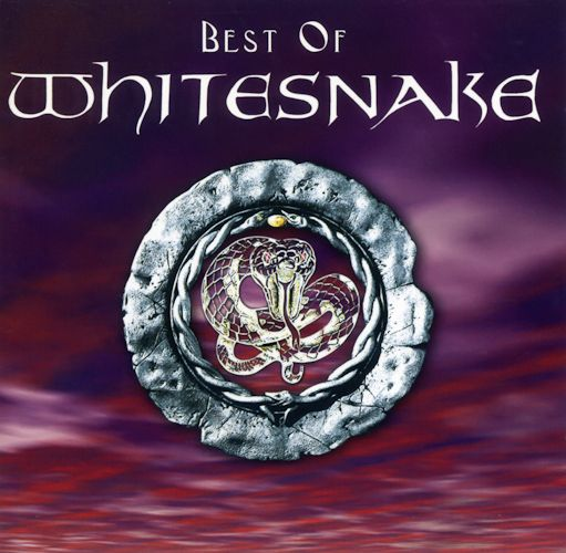 Whitesnake - Best Of Whitesnake album cover