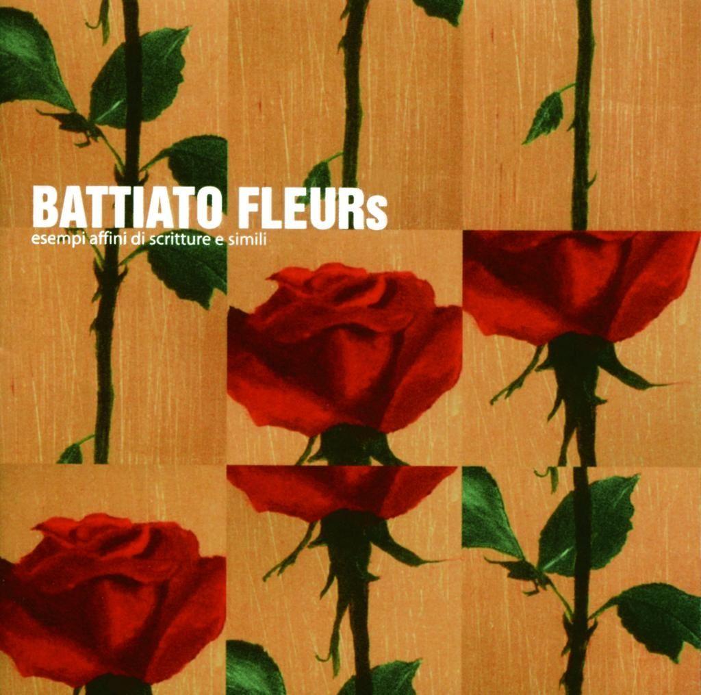 Franco Battiato - Fleurs album cover