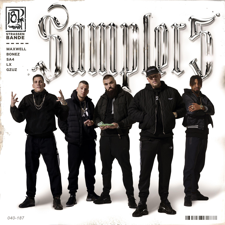 187 Strassenbande - Sampler 5 album cover