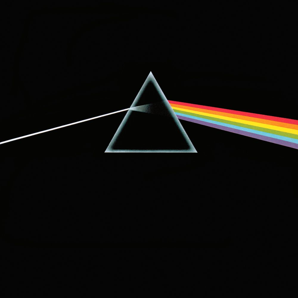 Pink Floyd - The Dark Side Of The Moon album cover