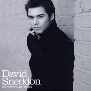 David Sneddon - Seven Years - Ten Weeks album cover