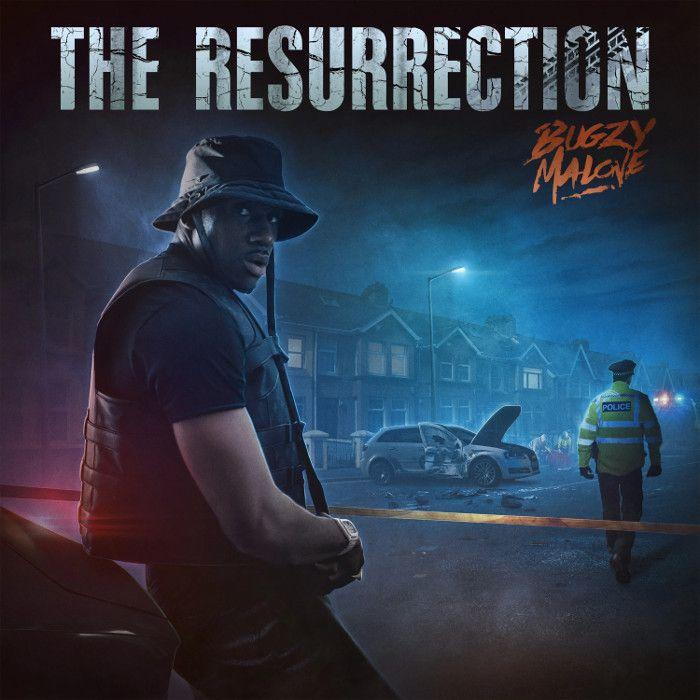 Bugzy Malone - The Resurrection album cover
