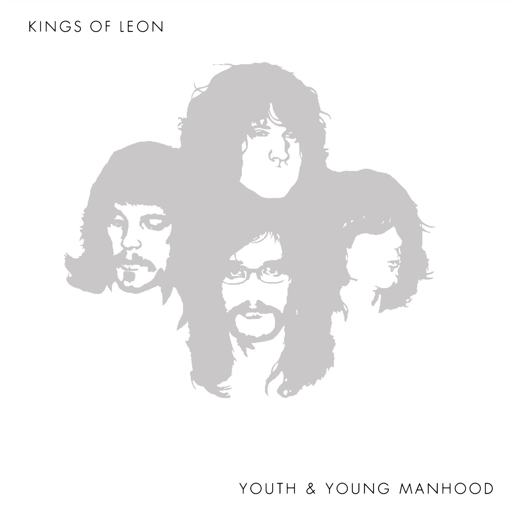 Kings Of Leon - Youth And Young Manhood album cover