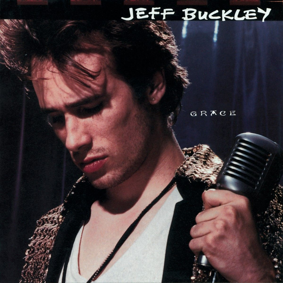 Jeff Buckley - Grace album cover