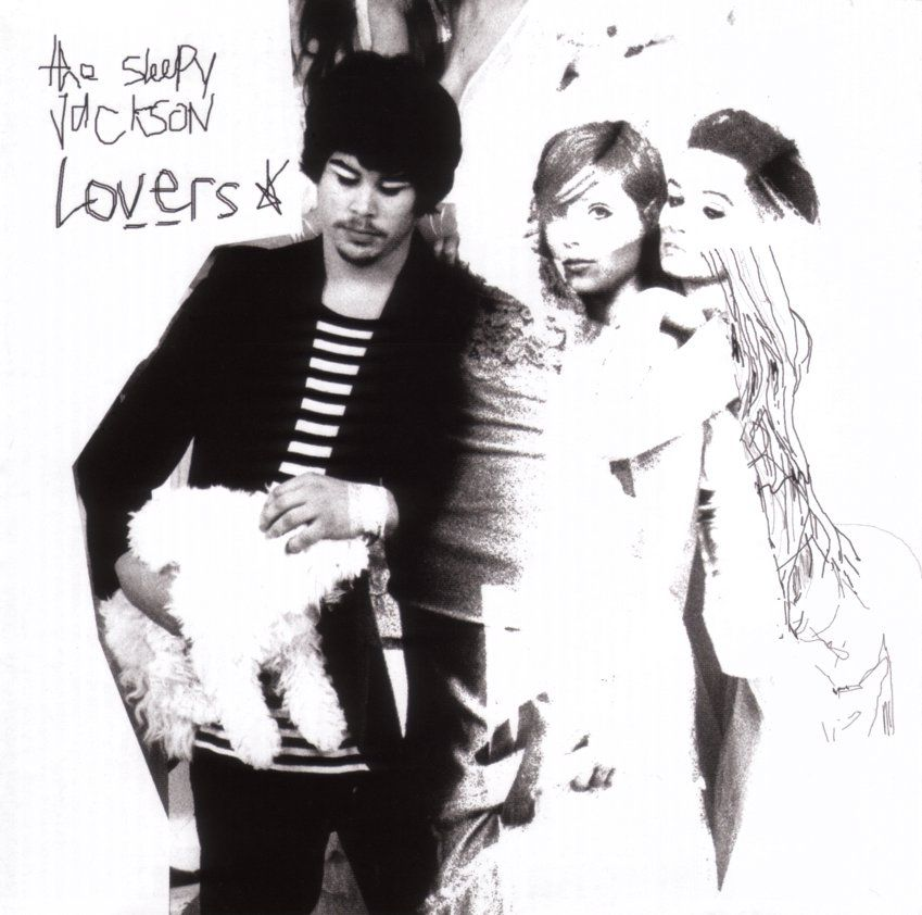 The Sleepy Jackson - Lovers album cover