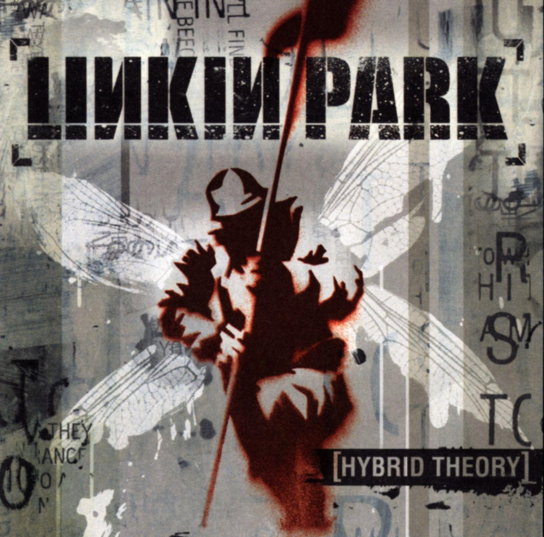 Linkin Park - Hybrid Theory album cover