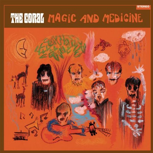 The Coral - Magic And Medicine album cover