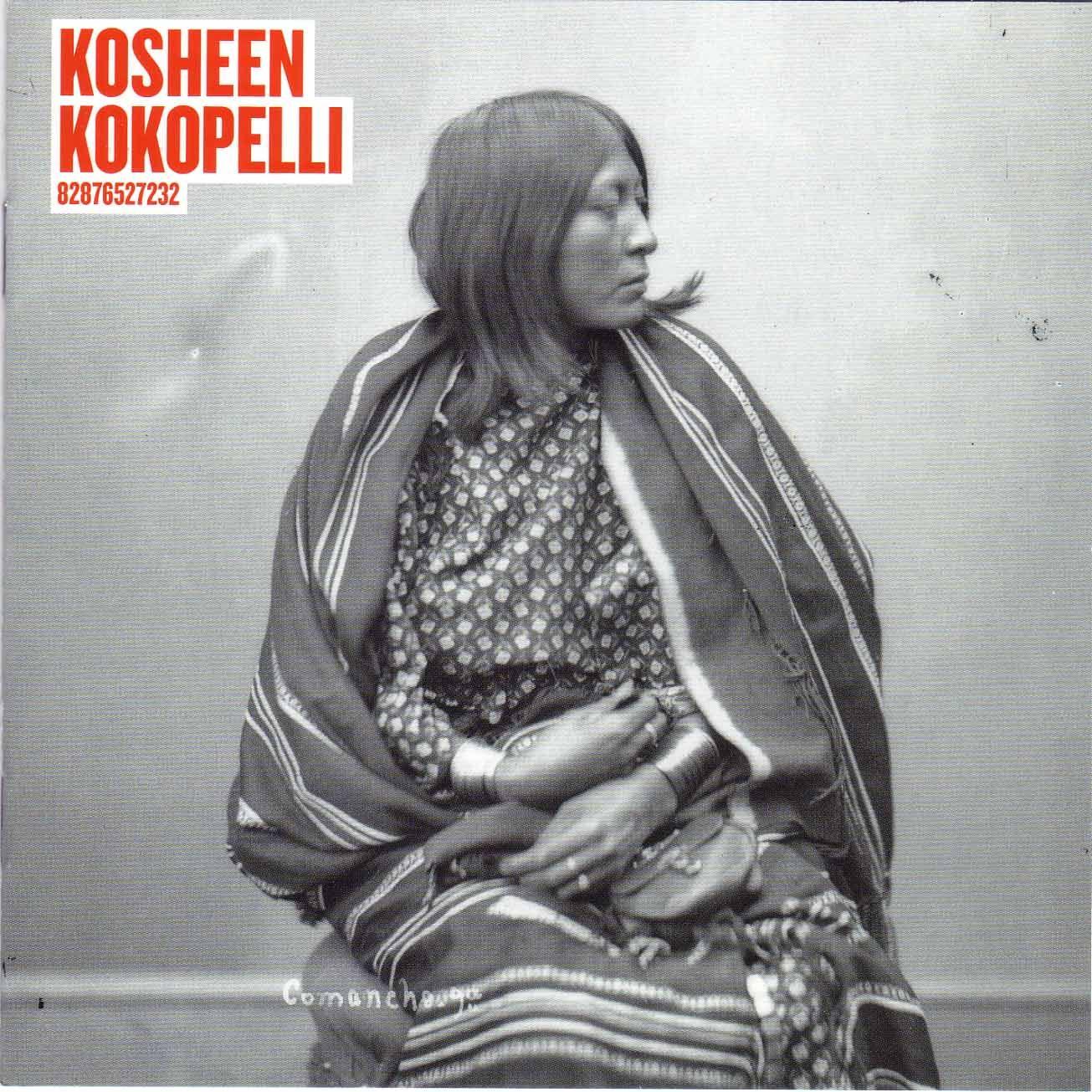 Kosheen - Kokopelli album cover