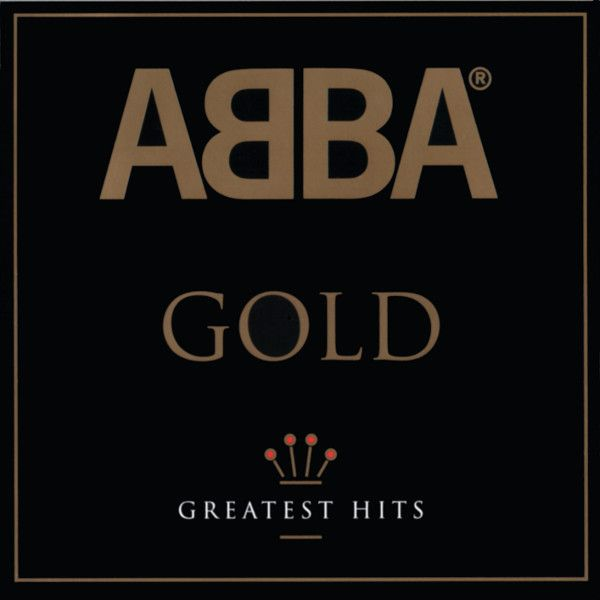 ABBA - Gold - Greatest Hits album cover