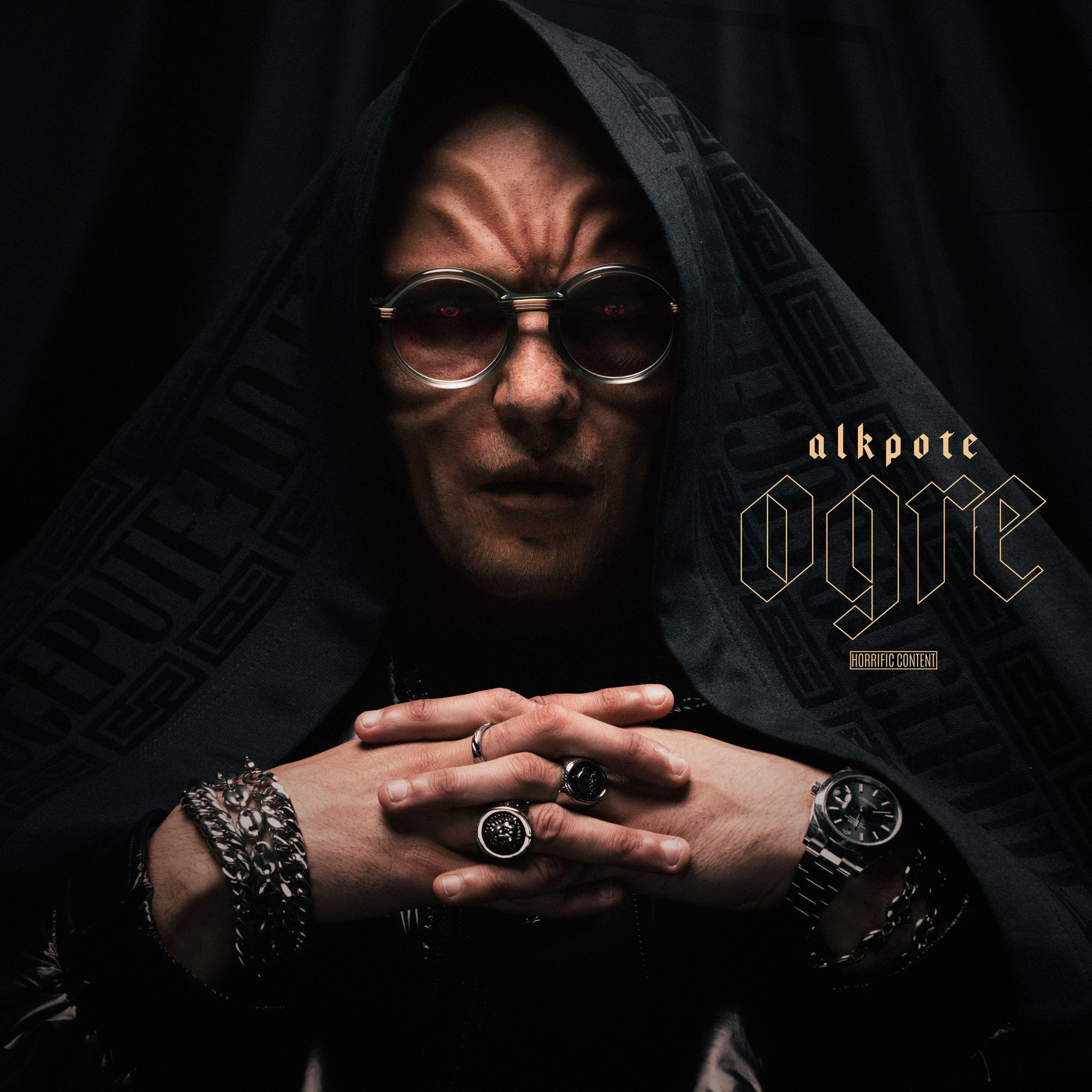 Alkpote - Ogre album cover