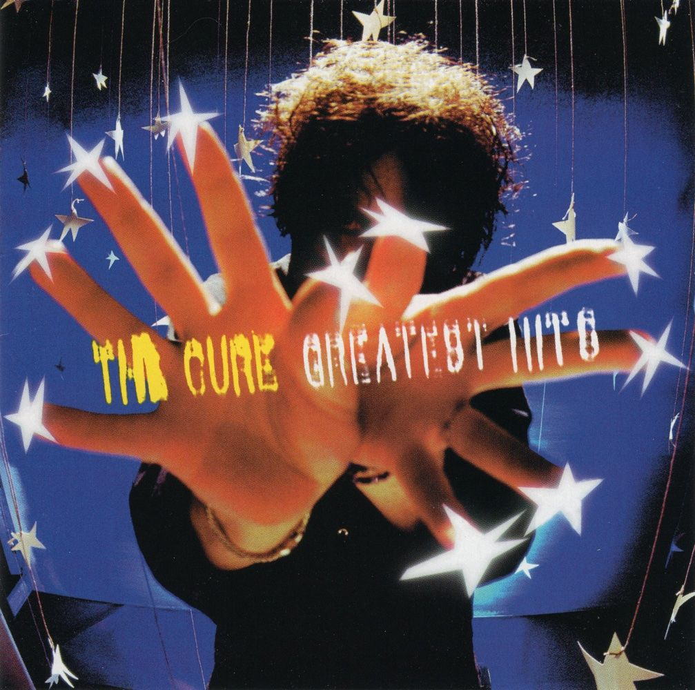 The Cure - Greatest Hits album cover