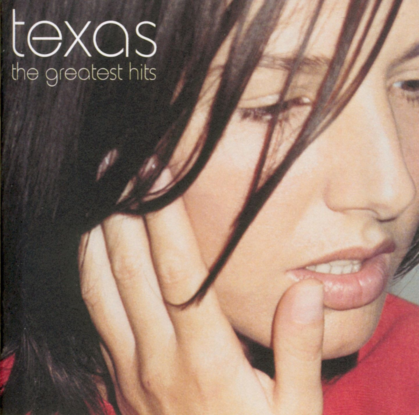 Texas - The Greatest Hits album cover