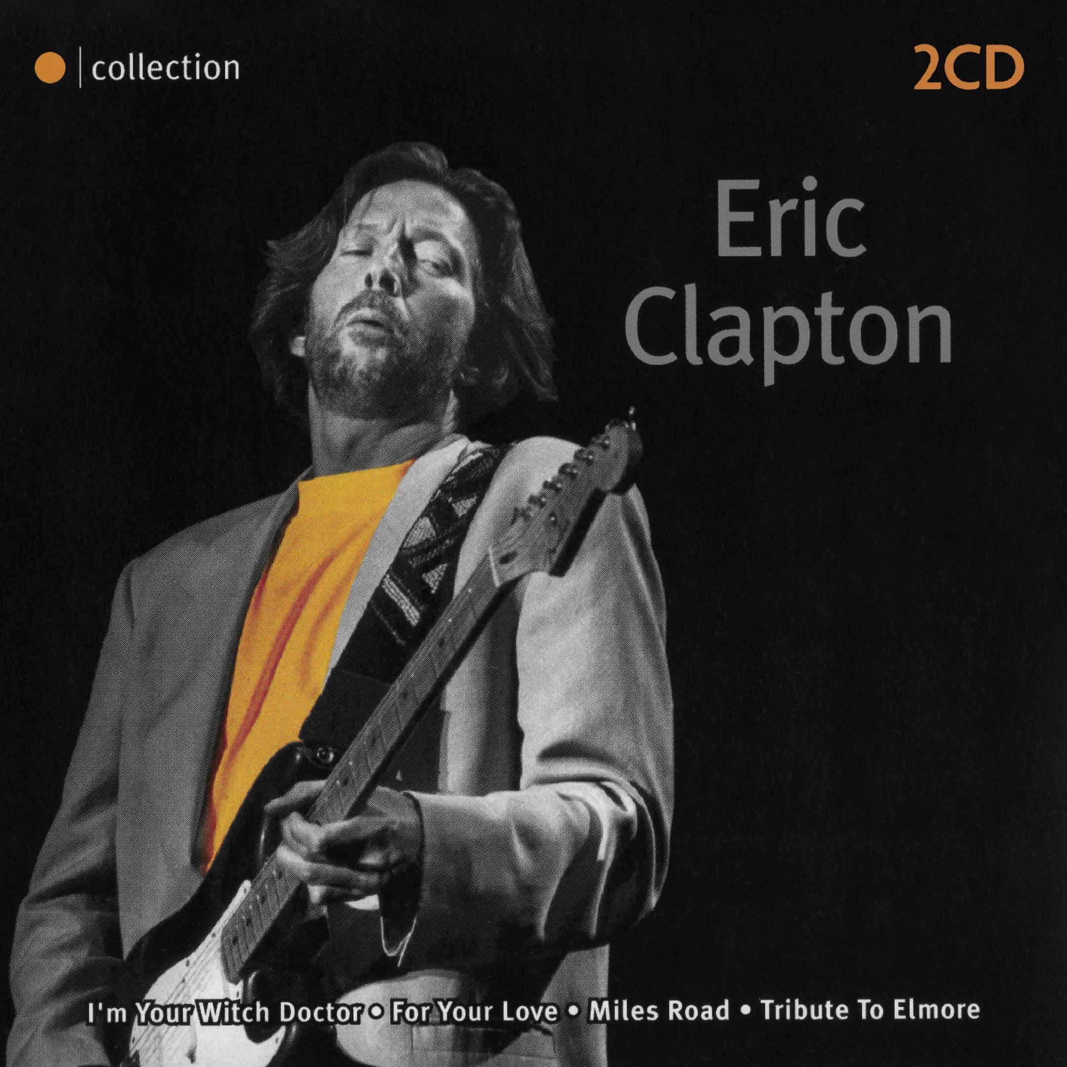 Eric Clapton - Eric Clapton album cover