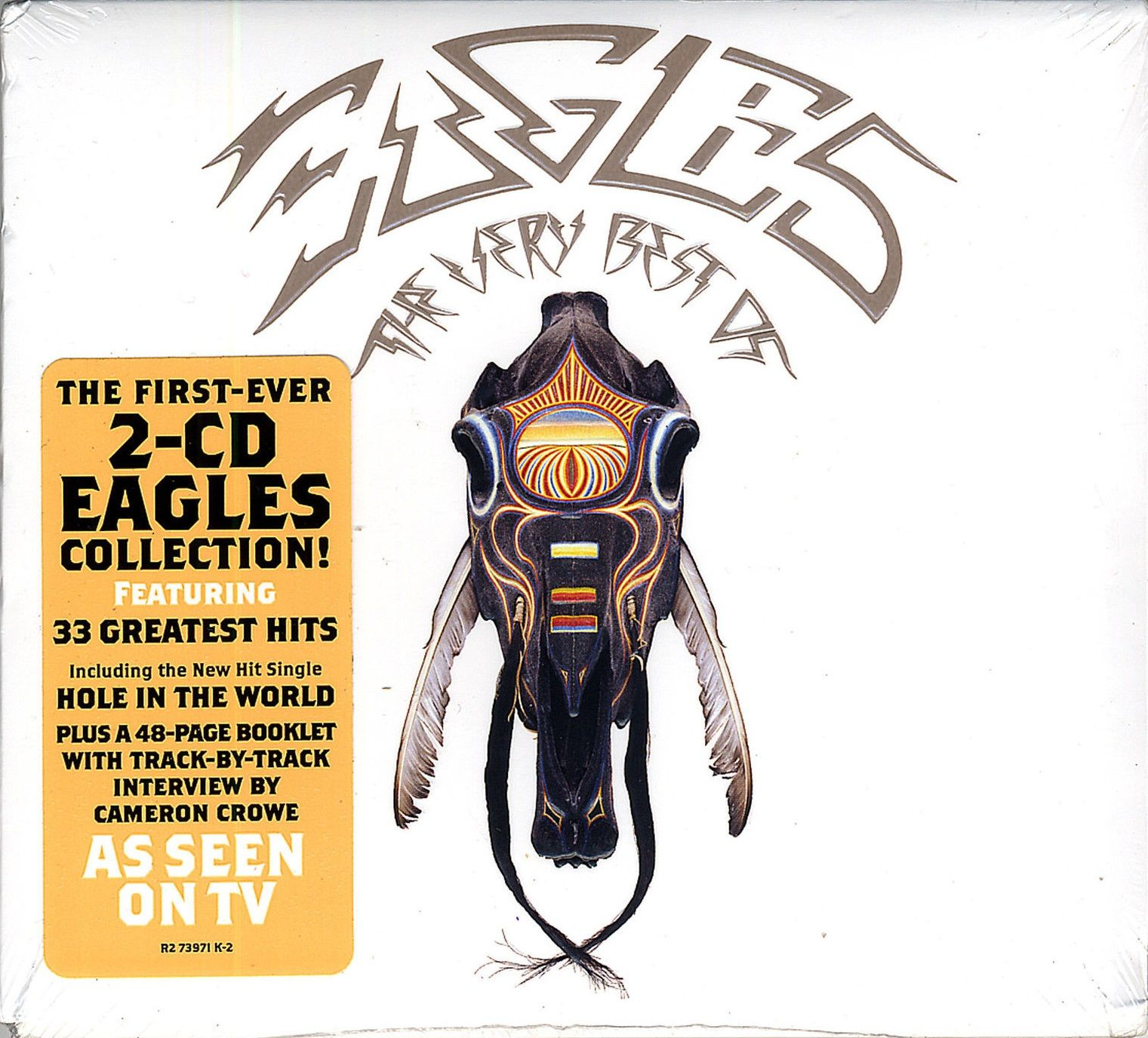 Eagles - The Complete Greatest Hits album cover