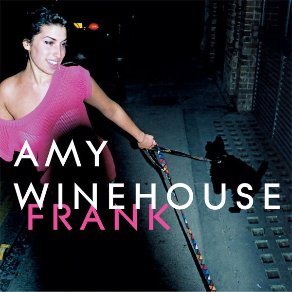 Amy Winehouse - Frank album cover