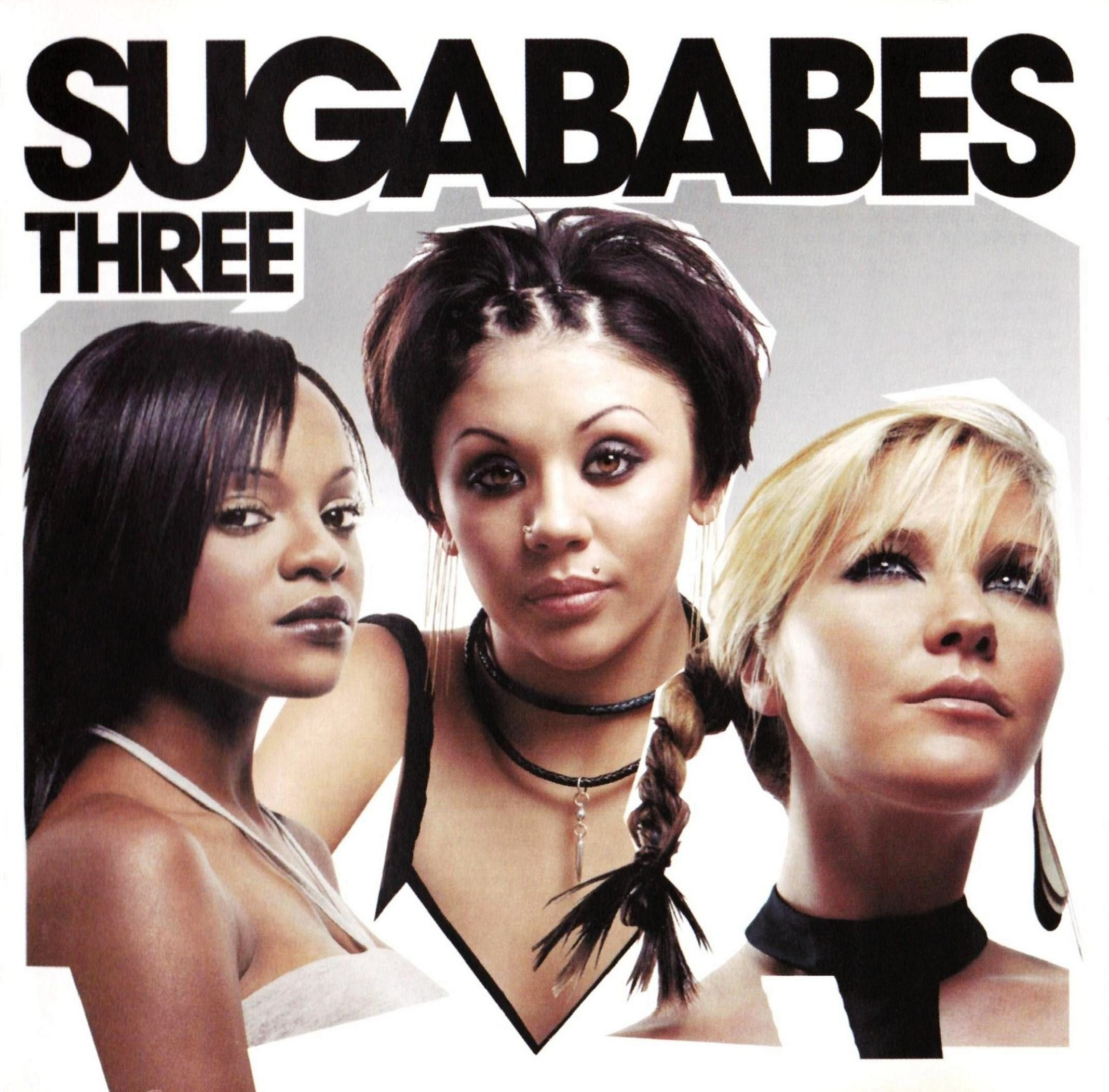 Sugababes - Three album cover