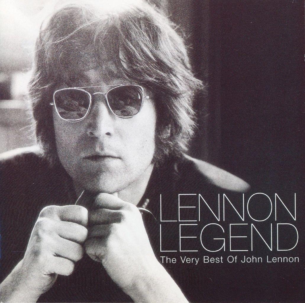 John Lennon - Lennon Legend: The Very Best Of John Lennon album cover