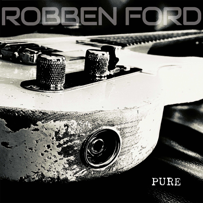 Robben Ford - Pure album cover