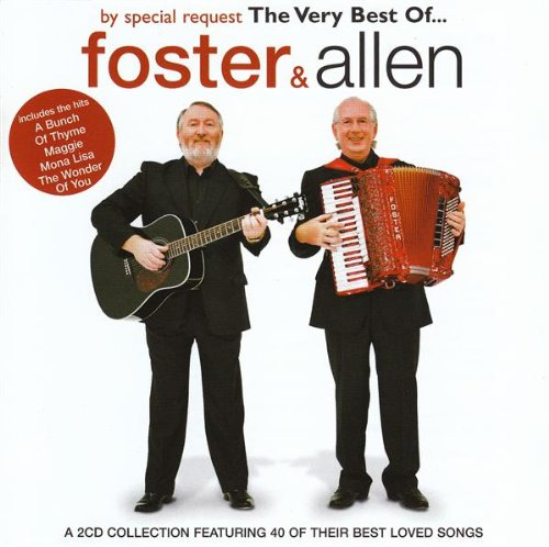 Foster & Allen - By Special Request - The Very Best Of Foster & Allan album cover