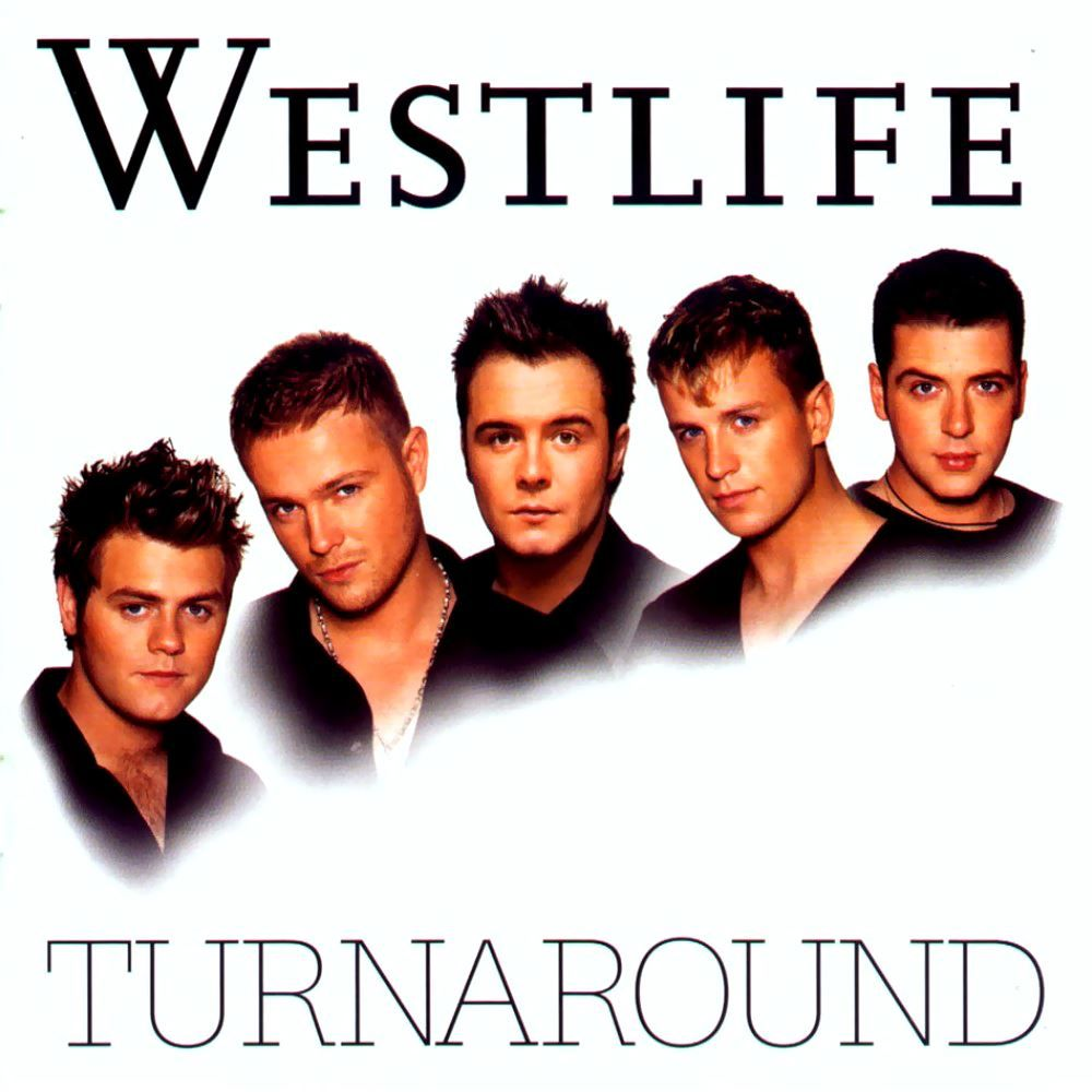 Westlife - Turnaround album cover