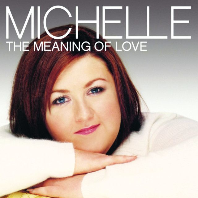 Michelle Mcmanus - The Meaning Of Love album cover