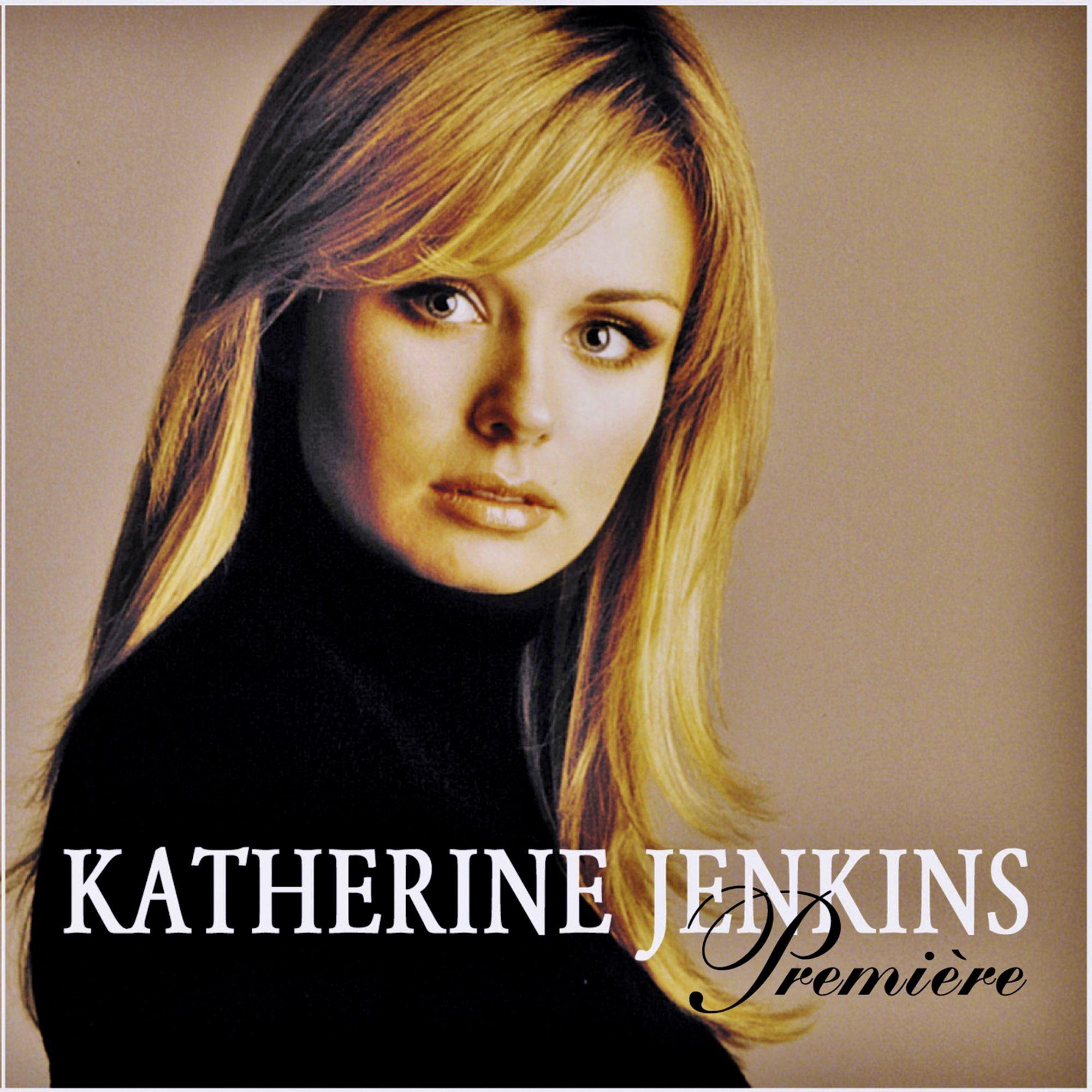 Katherine Jenkins - Premiere album cover