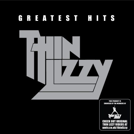 Thin Lizzy - Greatest Hits album cover
