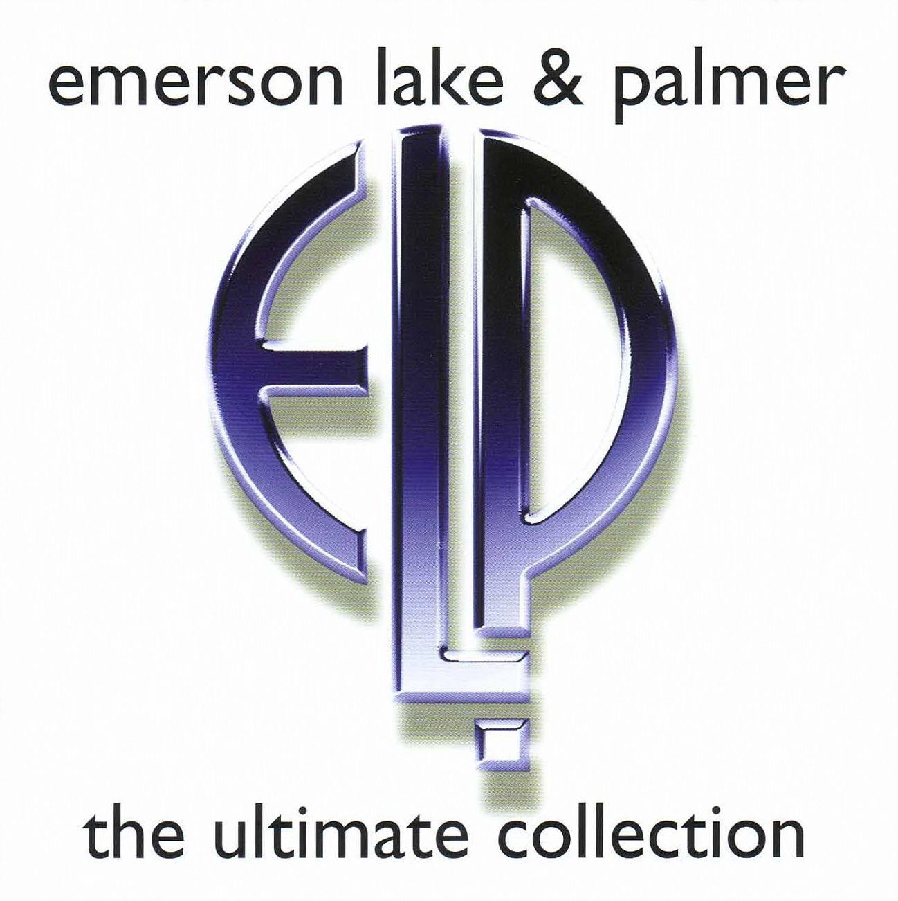 Emerson, Lake & Palmer - The Ultimate Collection album cover