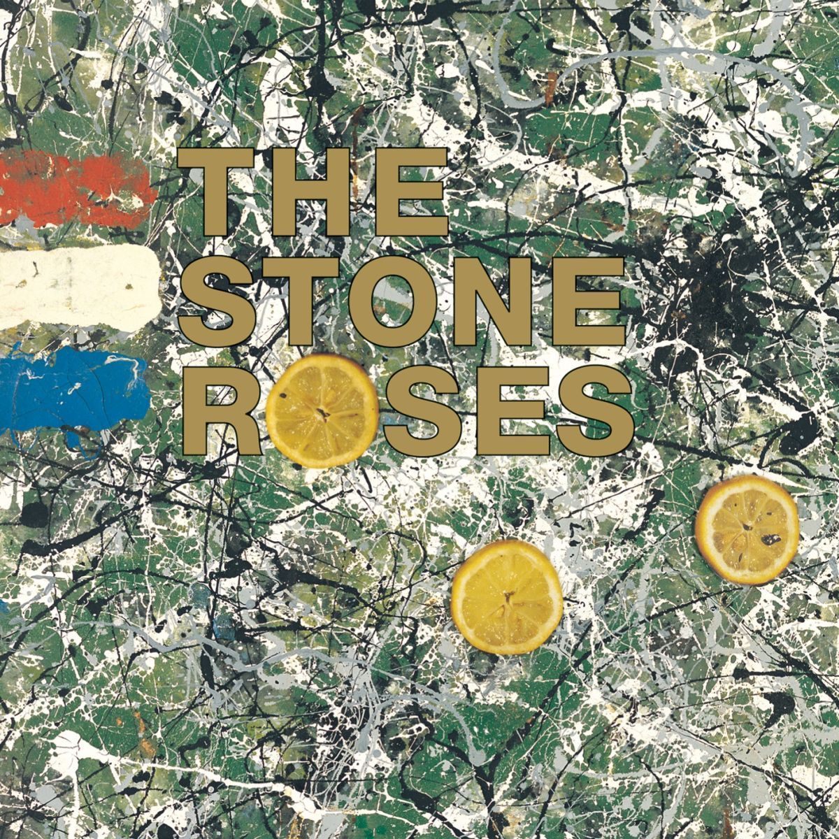 The Stone Roses - Stone Roses album cover